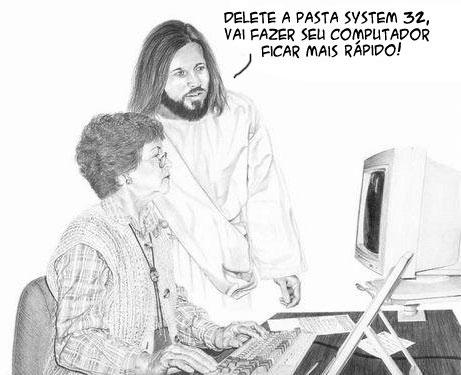 Jesus system32